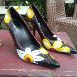 MIA Flower Shoes